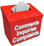 comments-inquiries-complaints